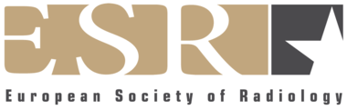 Logo ESR (European Society of Radiology)