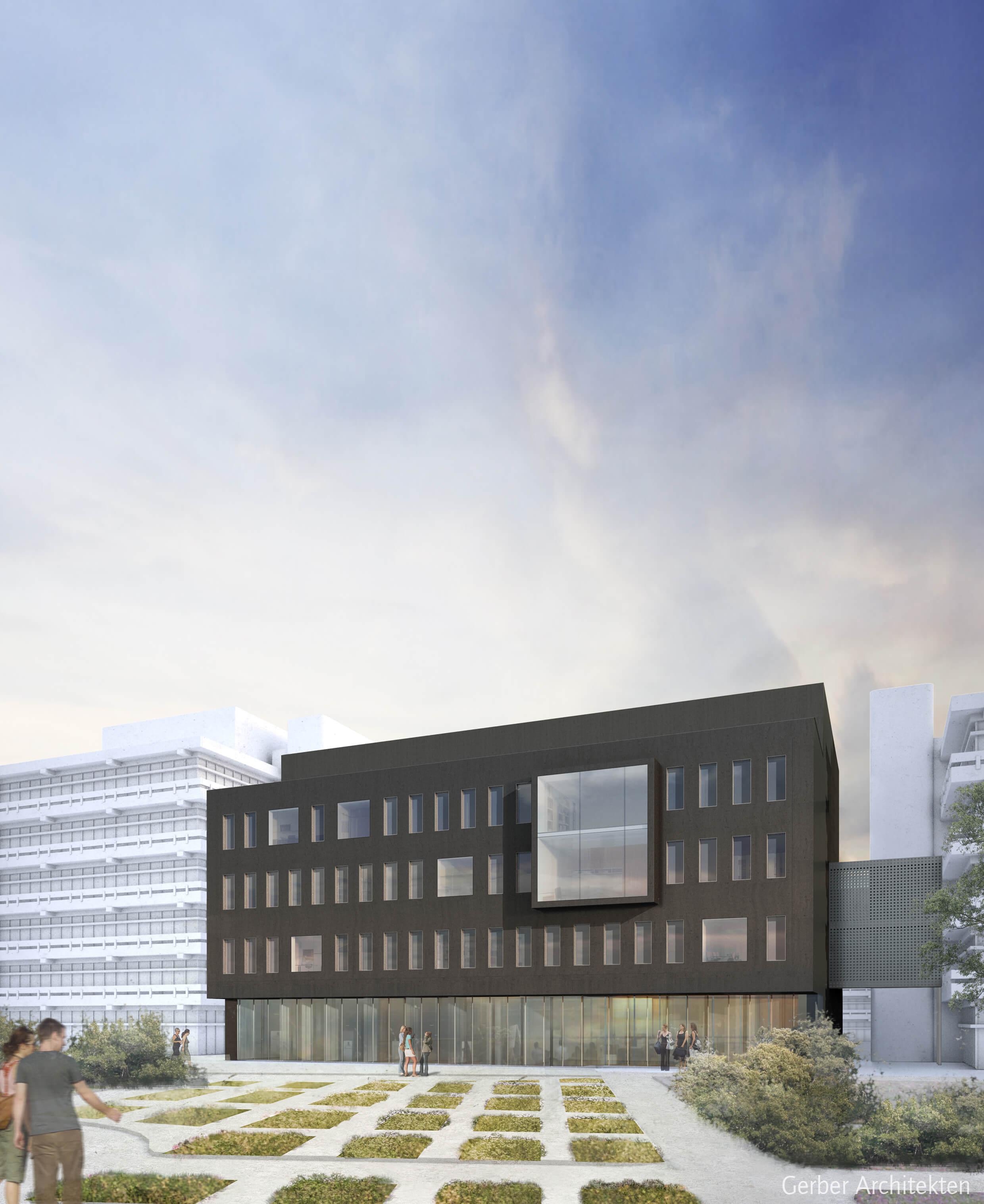 UniversitätsKlinikum Heidelberg: Neubau des Zentrums für Integrative ...